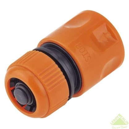 Коннектор с автостопом 13 мм