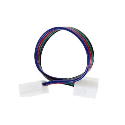Коннектор светодиодной ленты 10 мм IP65 IP67 RGB5050