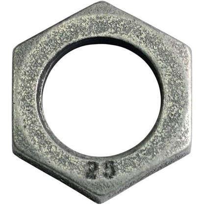 Контргайка оцинкованная 1 мм чугун