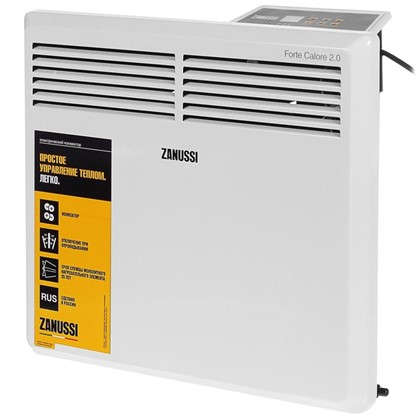 Конвектор электрический Zanussi ZCH/S-500 ER 500 Вт площадь обслуживания 7 м2