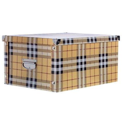 Коробка картон 45x35x22.5 см клетка
