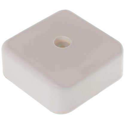 Коробка распределительная ОП 50х50х20 мм цвет белый