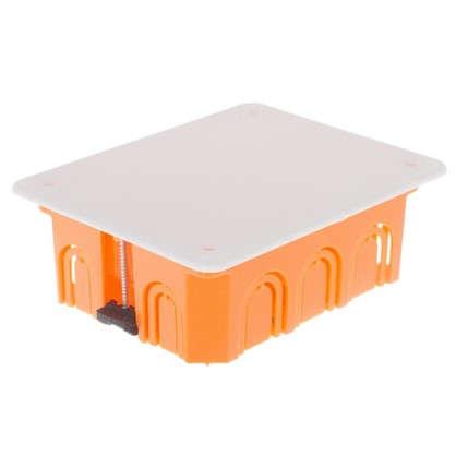 Коробка распределительная TDM СП 120х92х45 мм