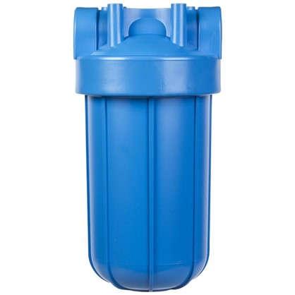 Корпус c манометром Aquafilter ВВ10 для холодной воды 1 дюйма