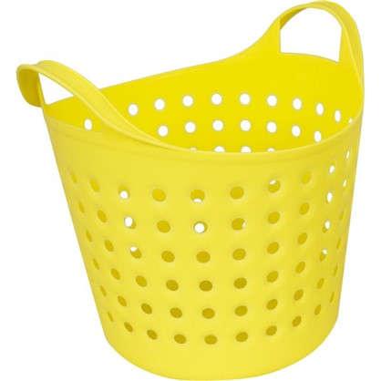 Корзинка Soft 4.1 л желтый