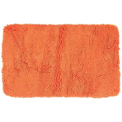 Коврик для ванной Cingolo 50х80 см цвет оранжевый