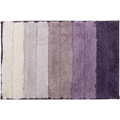 Коврик для ванной Градиент 40х60 см цвет фиолетовый