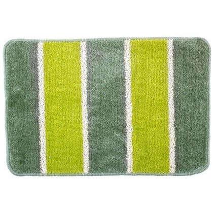 Коврик для ванной Sera цвет зелёный