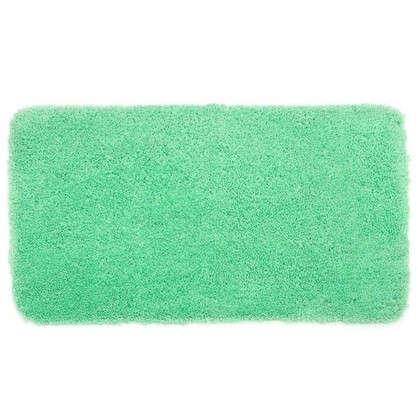 Коврик для ванной Silenzio 60х90 см цвет зелёный