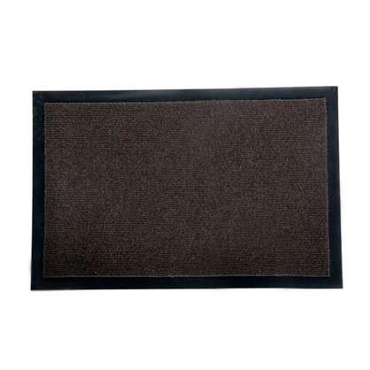 Коврик Multy ПВХ 40х60 см цвет коричневый