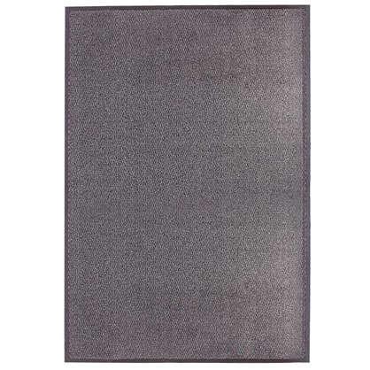Коврик Step полипропилен 120x180 см цвет серый