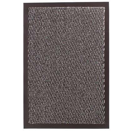 Коврик Step полипропилен 40x60 см цвет серый