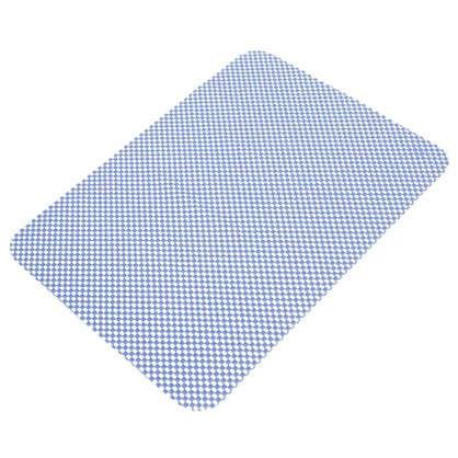 Коврик универсальный Miolla 40х31 см цвет синий