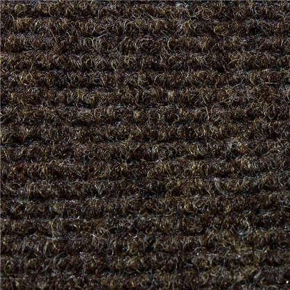 Ковролин Dessert 93 резина 4 м цвет коричневый
