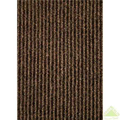 Ковролин ФлорТ Офис 07034 латекс 4 м цвет коричневый