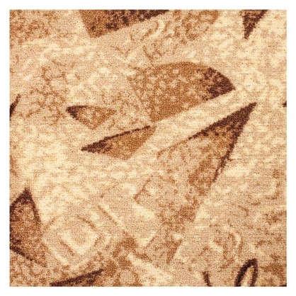 Ковролин Карамель 170 войлок 3 м цвет коричневый