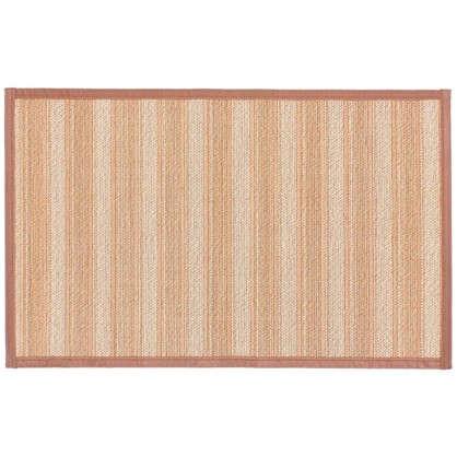 Ковёр-циновка 50x80 см бамбук