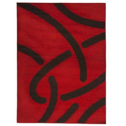 Ковер Cosi 78012 1.6х2.2 м полипропилен цвет красный