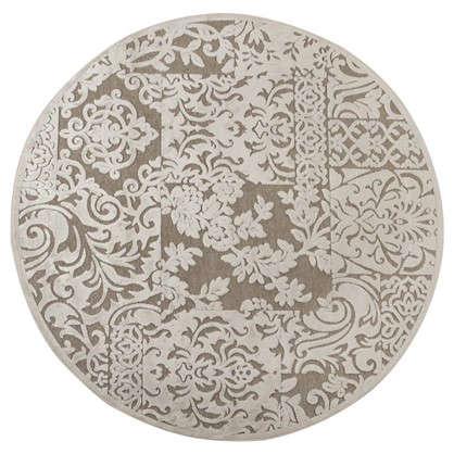 Ковер Genova 009/656590 круглый 1.6х1.6 м вискоза
