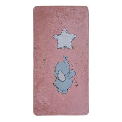 Коврик Kids Dream 01 0.7х1.4 м цвет розовый