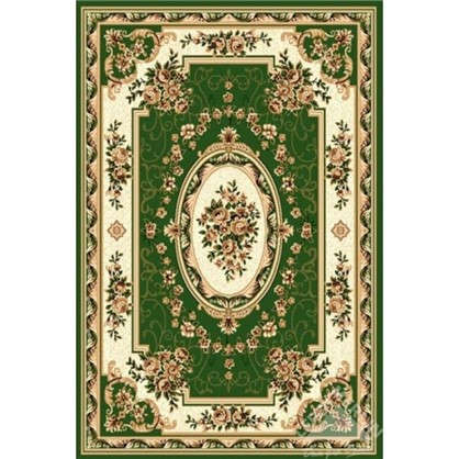 Ковер Лагуна 5444 Y 2х3 м полипропилен цвет зеленый
