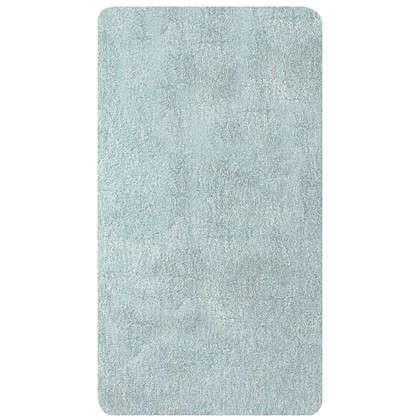 Ковер лавсан цвет бирюзовый 0.8х1.5 м