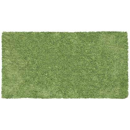 Ковер лавсан цвет зеленый 0.8х1.5 м