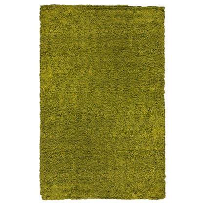 Ковер Shaggy Ultra 1.5х2.3 м полипропилен цвет зеленый
