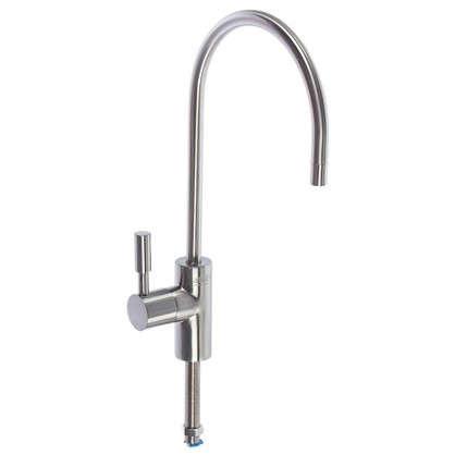 Кран для питьевой воды никель