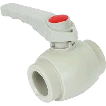 Кран шаровый FV-Plast d 32 мм полипропилен