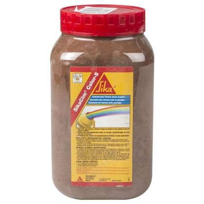 Краситель для бетона и смесей Sika SikaCim Color 0.7 кг цвет коричневый