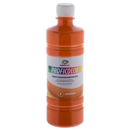 Краситель Profilux №6 450 мл цвет оранжевый