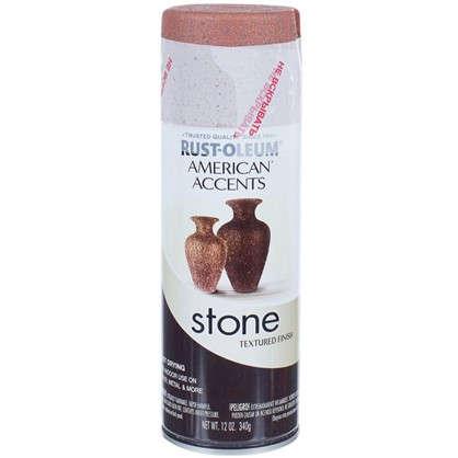 Краска аэрозольная природный камень керамогранит 0.34 кг