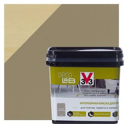 Краска для пола V33 Decolab 0.75 л цвет мрамор в