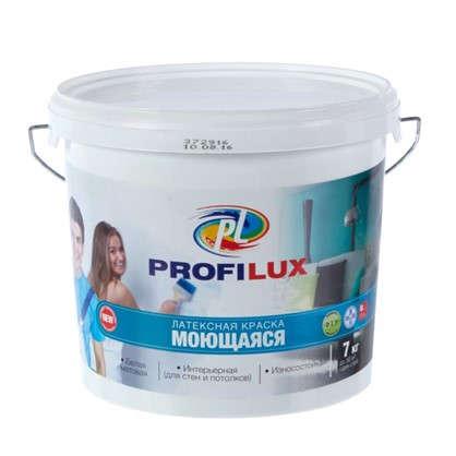 Краска латексная Profilux 7 кг в