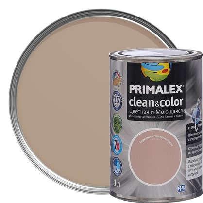 Краска PR-X Clean&Color 1 л Бархатное прикосновение