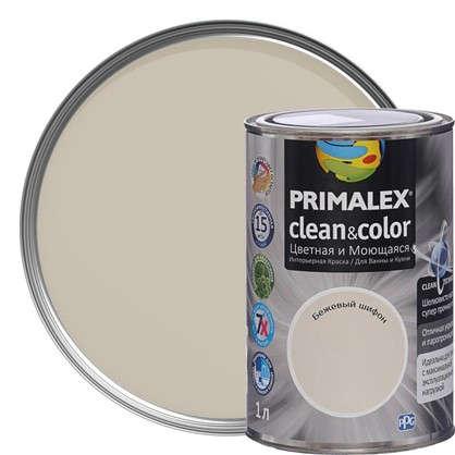 Краска PR-X Clean&Color 1 л Бежевый шифон в