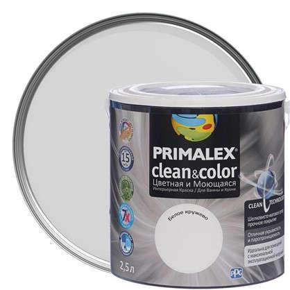 Краска PR-X Clean&Color 25 л Белое кружево в
