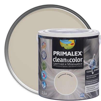 Краска PR-X Clean&Color 25 л Бежевый шифон в