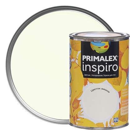 Краска Primalex Inspiro 1 л Цветок вишни в