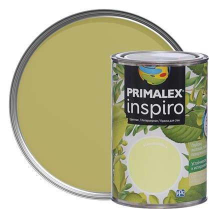 Краска Primalex Inspiro 1 л Канарейка
