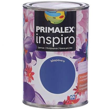 Краска Primalex Inspiro 1 л Маренго в