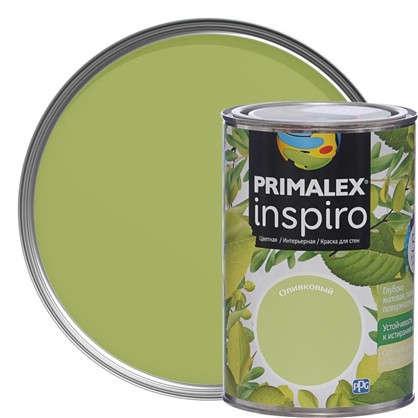 Краска Primalex Inspiro 1 л Оливковый в