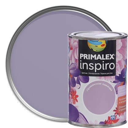 Краска Primalex Inspiro 1 л Прованская лаванда