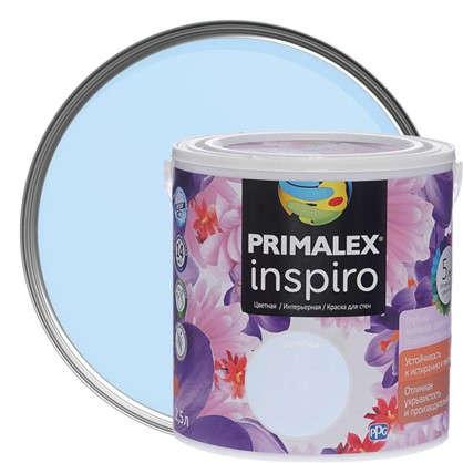 Краска Primalex Inspiro 25 л цвет голубой