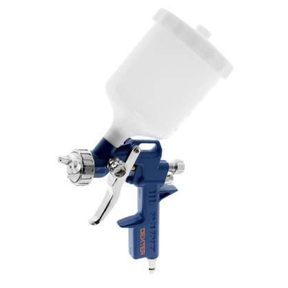 Краскораспылитель с верхним бачком Dexter 0.4 л пластиковый