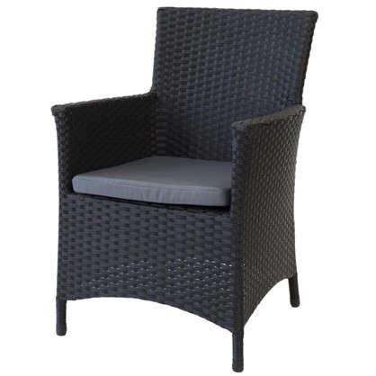 Кресло Марэ цвет чёрный
