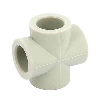 Крестовина FV-Plast 25 мм полипропилен