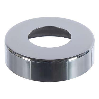 Крышка декоративная 50 мм нержавеющая сталь
