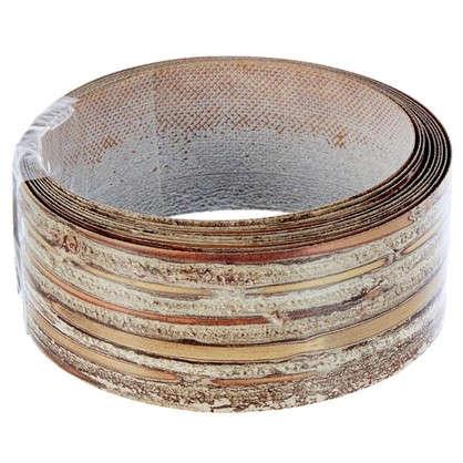 Кромка №2042 с клеем для столешницы 300х4.5 см цвет бамбук